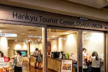 Hankyu Tourist Center Osaka Umeda, Osaka, Japan
