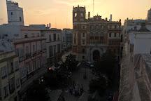 Plaza de Las Flores, Cadiz, Spain