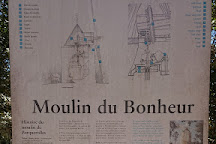 Le Moulin du Bonheur, Porquerolles Island, France