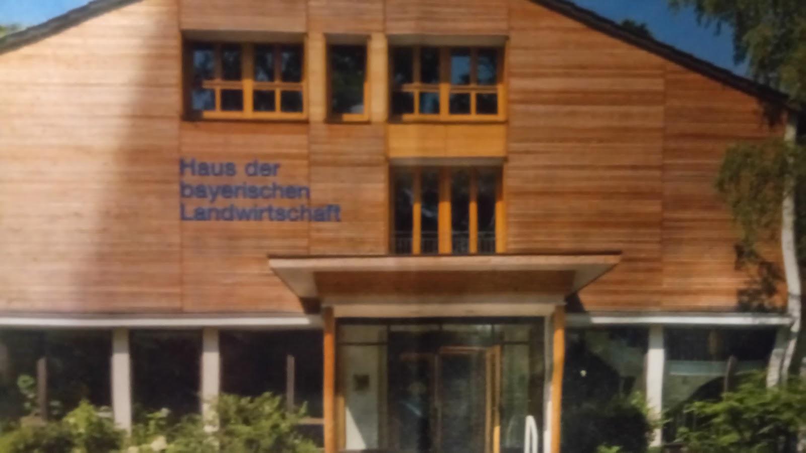 Haus Der Bayerischen Landwirtschaft Herrsching Map Andechs