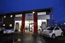 Johnsons Toyota Wirral