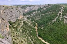 Cikola River Canyon, Drnis, Croatia