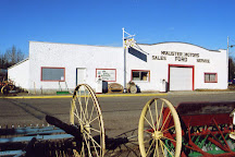 Big Valley Historical Society, Big Valley, Canada