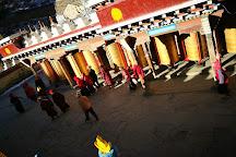 Tagong Temple (Lhagang Monastery), Kangding County, China