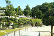 Old Navy Cemetery (Nagasako Park), Kure, Japan