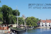 Liberty Belle Cruises, Ely, United Kingdom