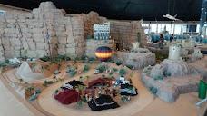 FliPro Trampoline Action Park dubai UAE