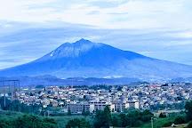 Mt. Iwaki, Hirosaki, Japan