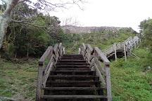 Tamagusuku Castle Ruin, Nanjo, Japan