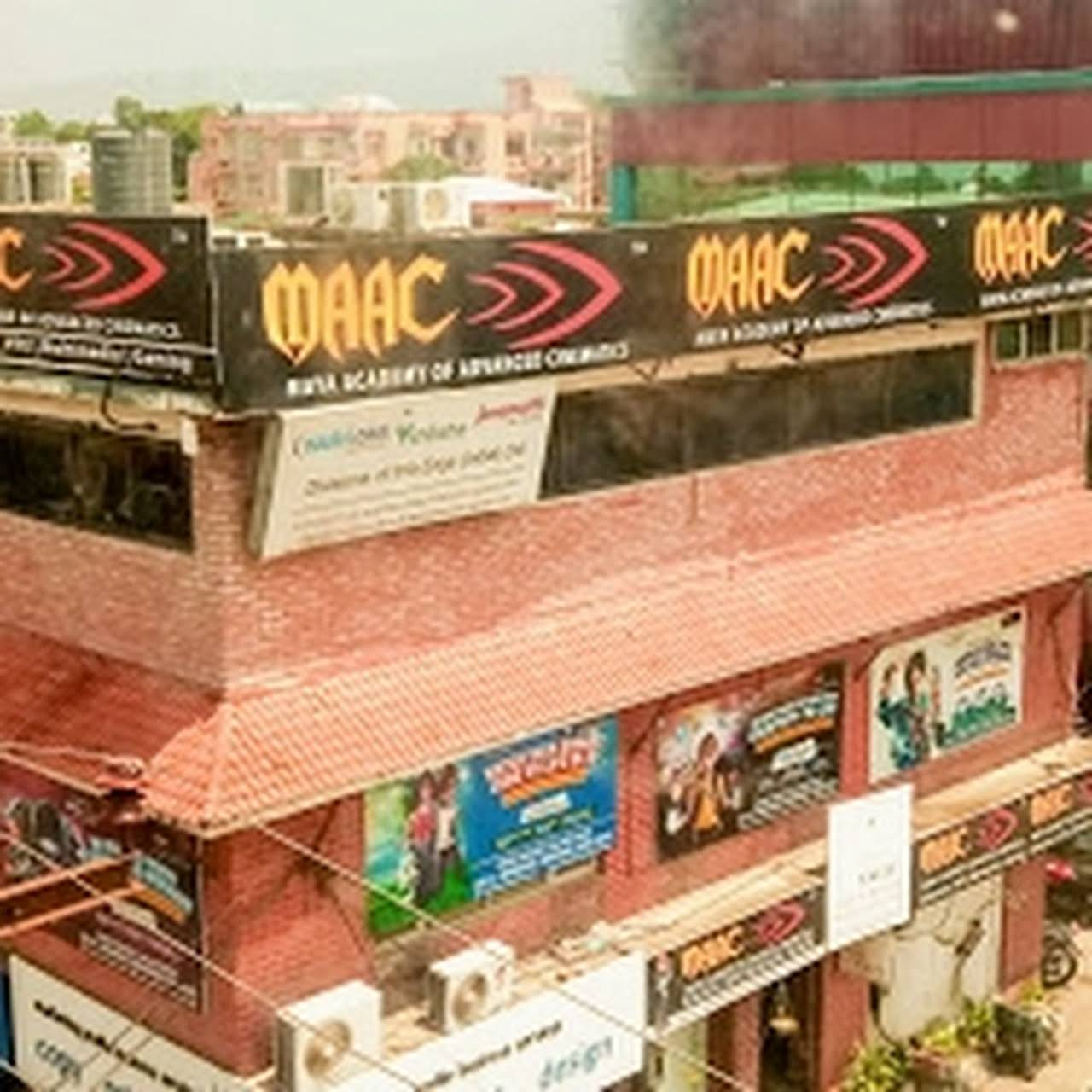 Maac Animation Institute Dehradun Rajpur Road College In Dehradun