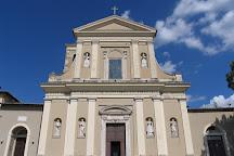 Basilica san Valentino, Terni, Italy