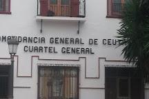 Plaza de Africa, Ceuta, Spain