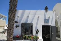 MATI Art Gallery, Fira, Greece