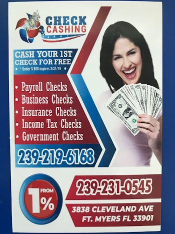 Ft.Myers Check Cashing Payday Loans Picture
