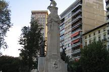 Monumento a Canalejas, Alicante, Spain