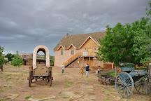 Bluff Fort Historic Site, Bluff, United States