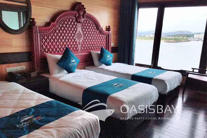 Visit Oasis Bay Party Cruise Halong Bay On Your Trip To