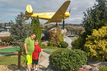 Professor Hacker's Lost Treasure Golf, Pigeon Forge, United States