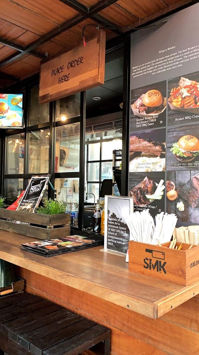 SMK - Smoked Meat Kitchen