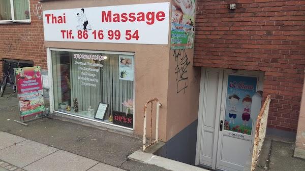 Thai Massage, Aarhus — Randersvej, telefon 86 16 99 54