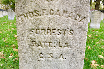 Camp Chase Confederate Cemetery, Columbus, United States