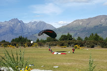 Skydive Southern Alps, Queenstown, New Zealand