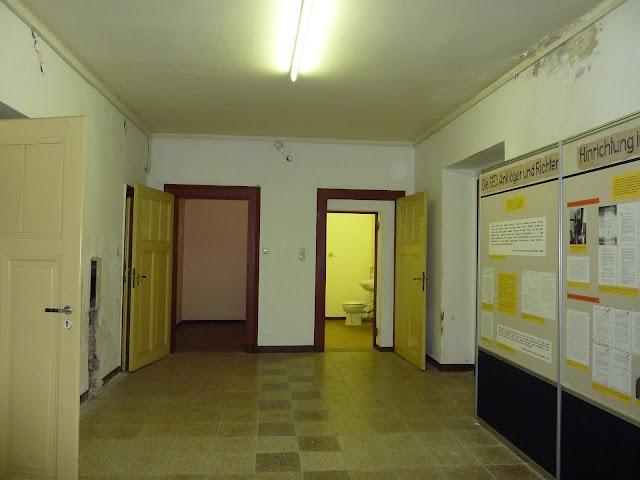 Zentrale Hinrichtungsstätte der DDR