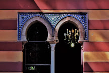Palacio de Orleans-Borbon, Sanlucar de Barrameda, Spain