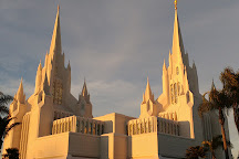 San Diego California Temple - The Church of Jesus Christ of Latter-day Saints, San Diego, United States