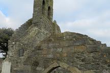 St Mary's Abbey, Howth, Ireland