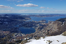 Ulriken, Bergen, Norway