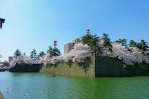 Fukui Castle Ruins, Fukui, Japan