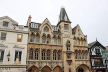 Eastgate & Eastgate Clock, Chester, United Kingdom