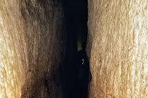 Hezekiah's Tunnel - Siloam Tunnel, Jerusalem, Israel