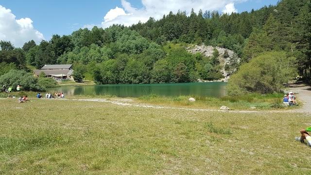 Lac de Saint-Apollinaire