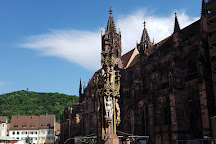Fischbrunnen, Freiburg im Breisgau, Germany