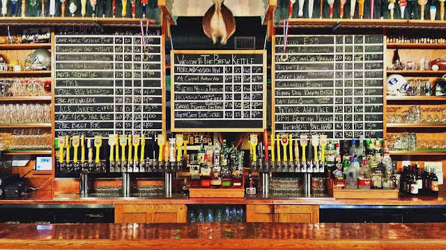 THE BREW KETTLE Taproom | Smokehouse | Brewery