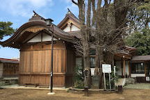 Towatari Shrine, Chiba, Japan