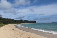 Hukilau Beach, Laie, United States