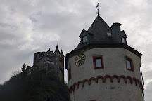 Burg Katz, Hesse, Germany