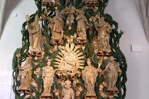 Assumption of the Virgin Mary Church, Marianske Lazne, Czech Republic