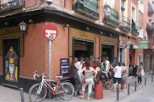 Misa de doce, Madrid, Spain