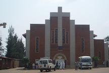 Saint-Famille Church, Kigali, Rwanda