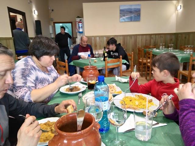 Restaurante Puente La Maza