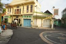 Kampoeng Batik Laweyan, Solo, Indonesia