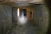 Secrets of Underground Odessa Museum, Odessa, Ukraine