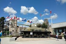 Utah Beach D-Day Museum, Sainte-Marie-du-Mont, France