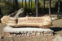 Megalitico La Guana Park, Candeleda, Spain