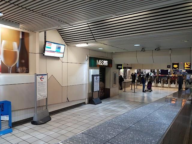 Euston Station (Stop C)
