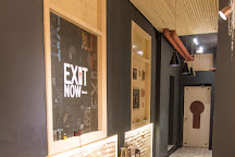 Exit Now, Athens, Greece